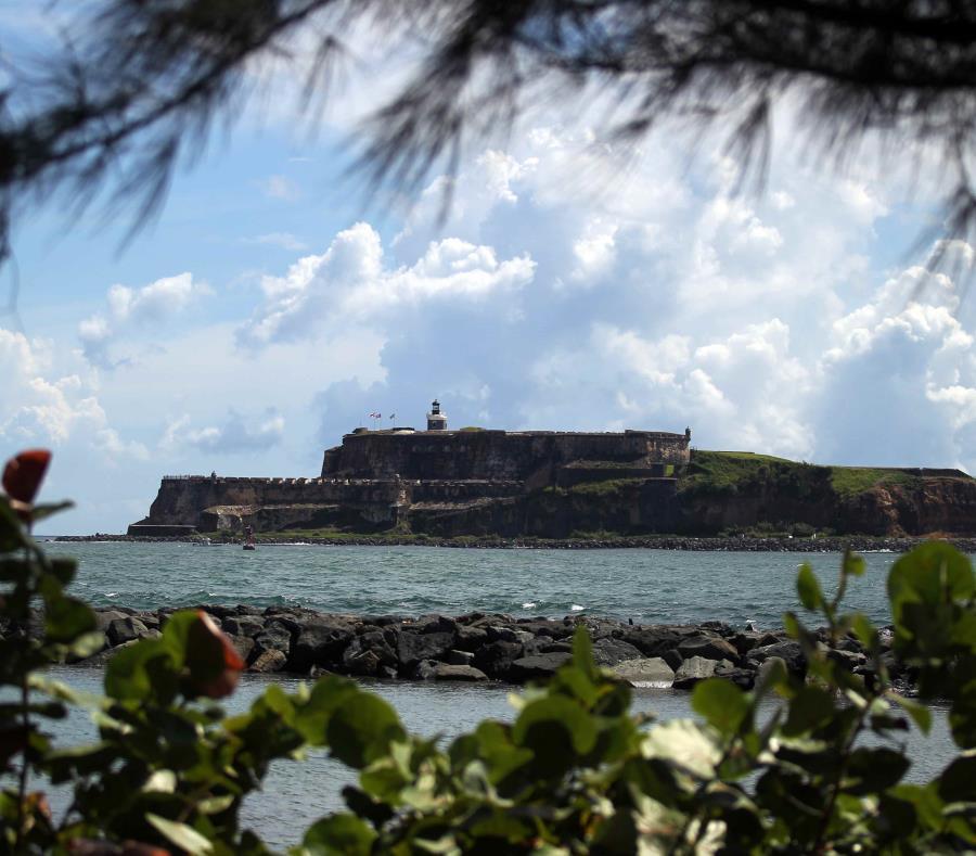 Vista de El Morro, cuya operación se vio afectada por el tranque federal. (GFR Media) (semisquare-x3)