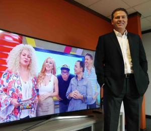 Javier Maynulet toma las riendas de la dirección de Wapa TV
