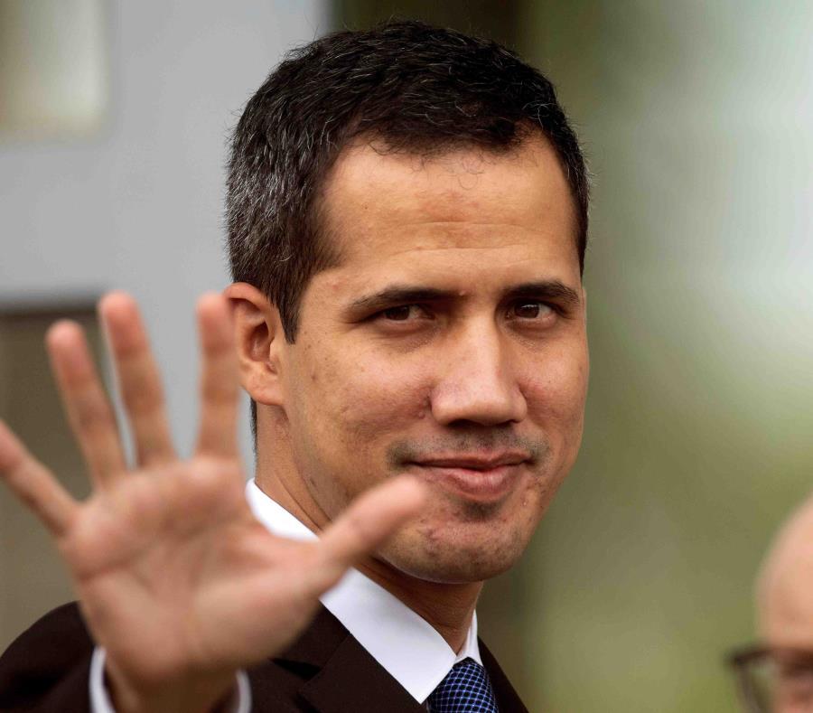 Venezuela: Rodríguez dice que cercanos a Guaidó pretendían vender armas robadas