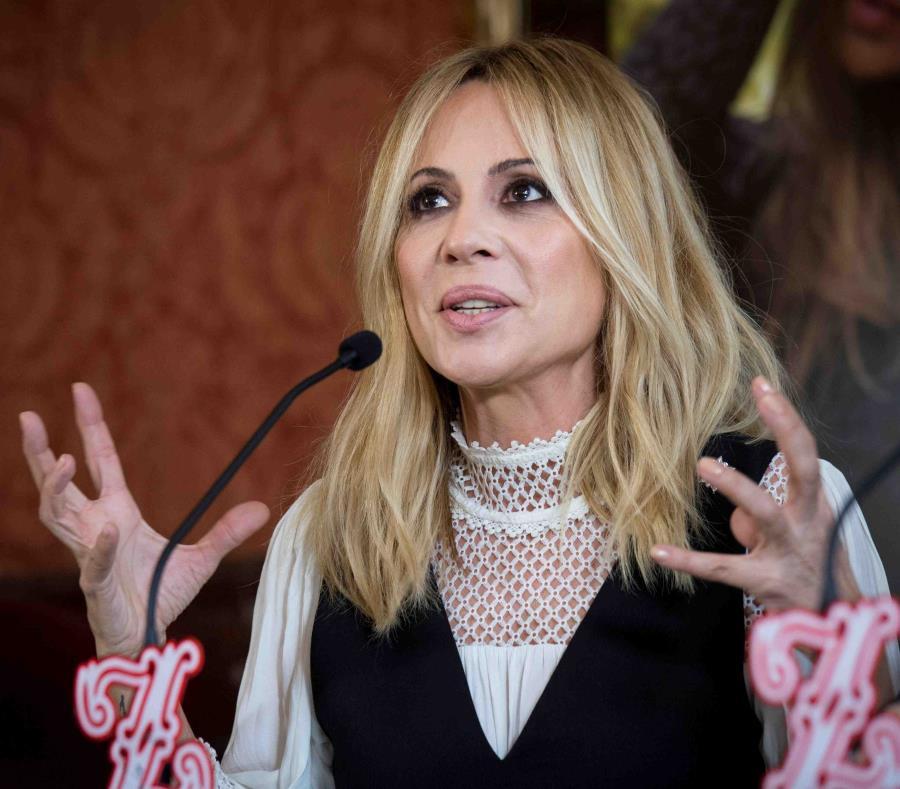 Marta Sánchez cantará en el Centro de Bellas Artes de Santurce. (EFE / Luca Piergiovanni) (semisquare-x3)