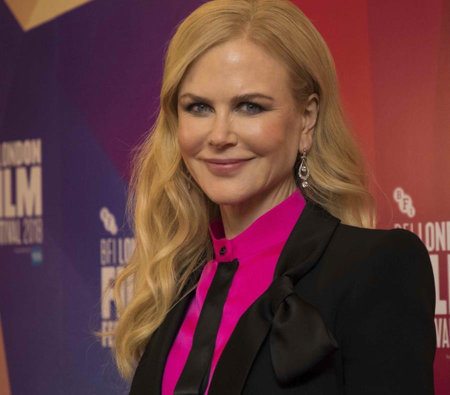 Nicole Kidman asegura que su matrimonio con Tom Cruise la salvó del acoso sexual (semisquare-x3)