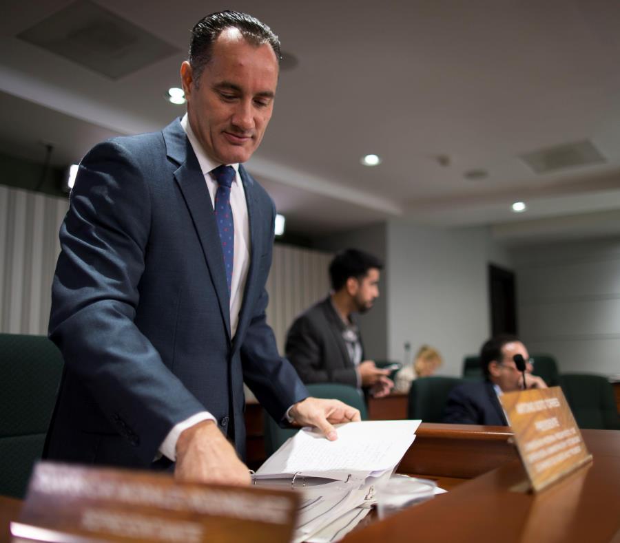Soto reconoció que la Junta de Supervisión Fiscal puede rechazar algunos de los cambios incluidos en la reforma contributiva. (GFR Media) (semisquare-x3)