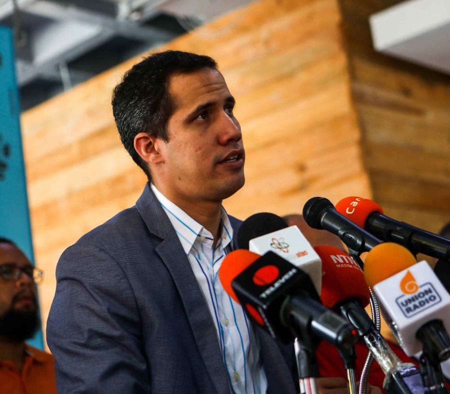 Guaidó se proclamó presidente encargado del país el pasado 23 de enero (semisquare-x3)