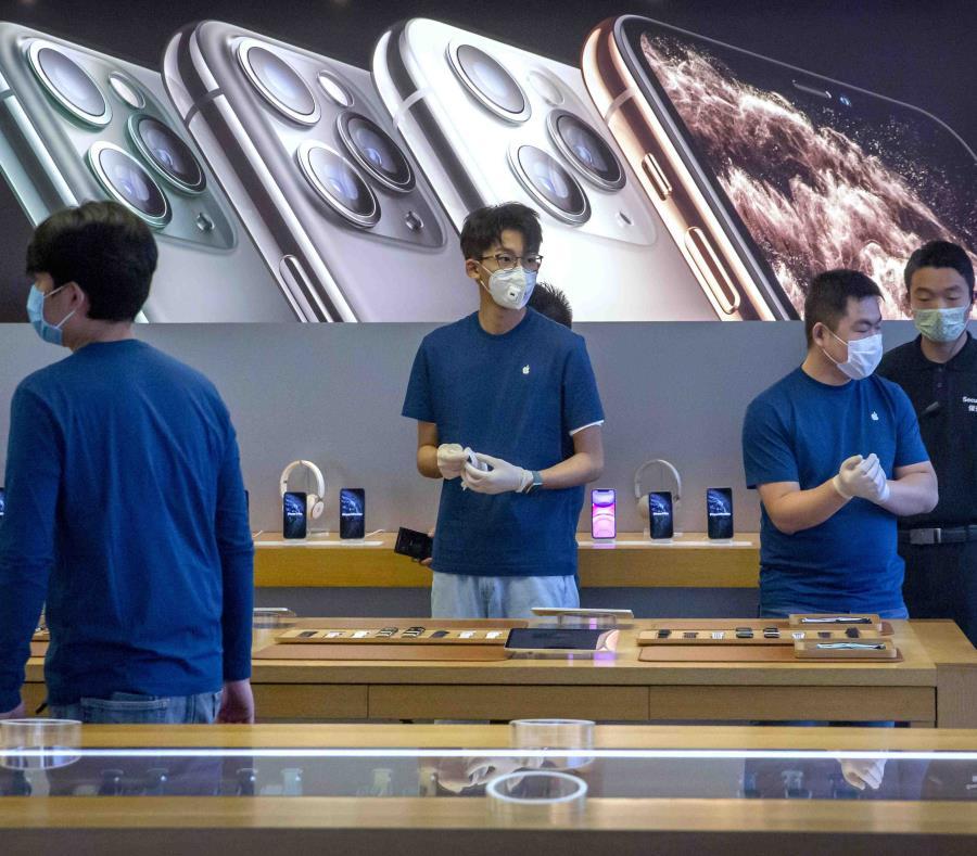 Apple, Disney y otras tecnológicas sufrirán en sus finanzas por coronavirus