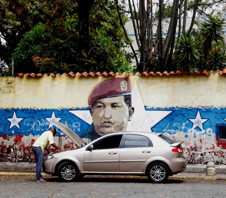 Se cumplen seis años de la muerte de Hugo Chávez en medio de una crisis política en Venezuela. (EFE) (semisquare-x3)