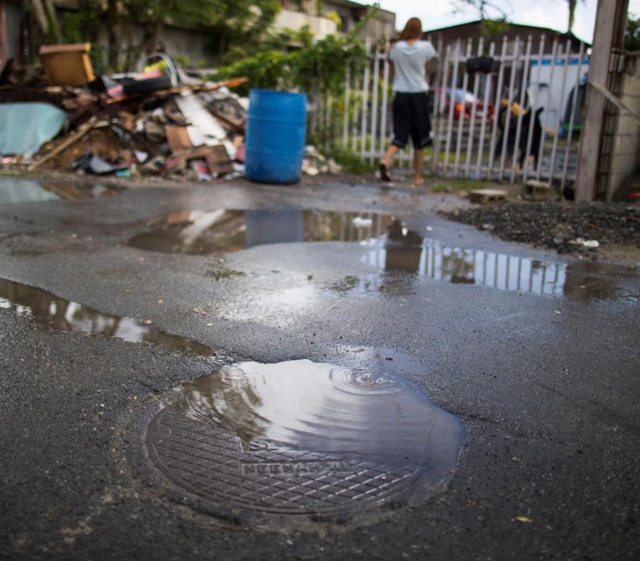 Uno de los proyectos contempla un plan comprensivo de manejo de aguas usadas para la región norte del Caño Martín Peña en San Juan. (semisquare-x3)