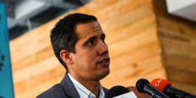 Divulgan nuevas fotos de Guaidó junto a narcoparamilitares colombianos