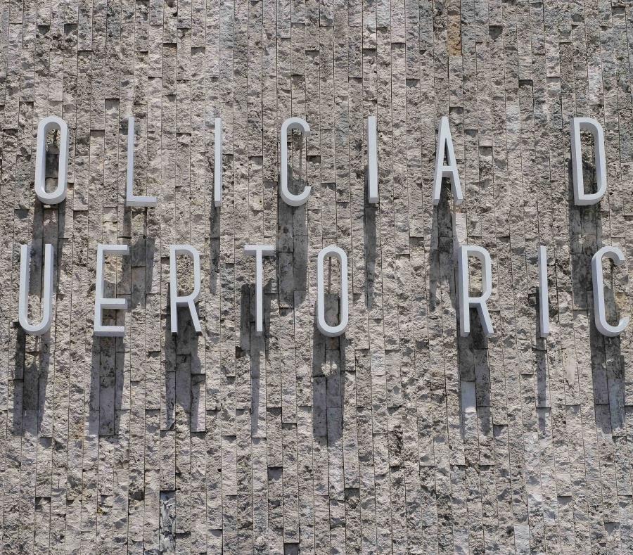 Agentes adscritos a la División de Patrullas de Carreteras de San Juan se hicieron cargo de la investigación. (GFR Media) (semisquare-x3)