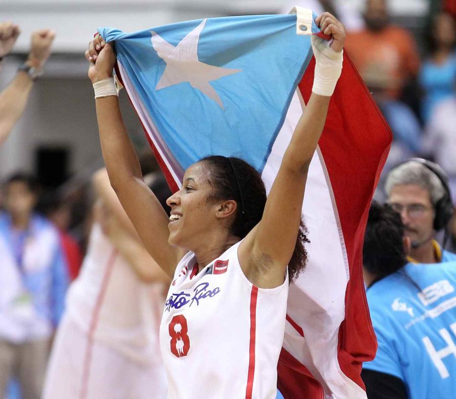 La exbaloncelista puertorriqueña Carla Cortij. (semisquare-x3)