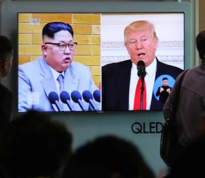 Trump y Kim juegan sus cartas