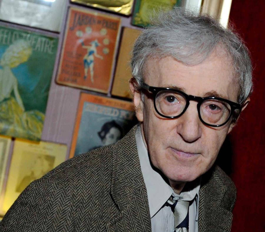 La modelo dice que no quiere perjudicar a Woody Allen. (semisquare-x3)