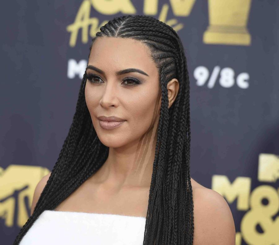 La socialité y empresaria Kim Kardashian West (AP) (semisquare-x3)