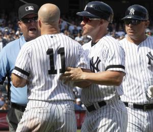 Los Yankees vuelven a perder los estribos con los árbitros