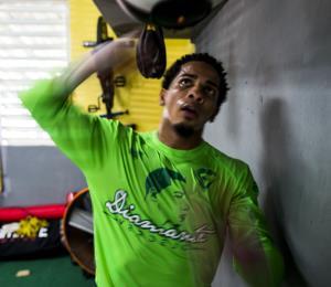Verdejo, Pedraza y Díaz no presentan problemas de peso