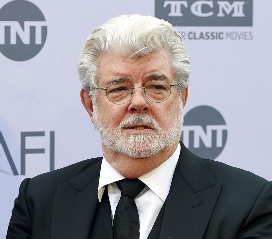 George Lucas. (AP) (semisquare-x3)