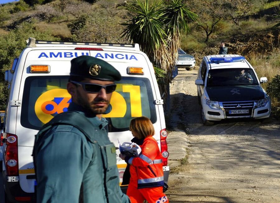 un niño de dos años que cayó a un pozo cerca de la localidad de Totalán, en Málaga, España (semisquare-x3)