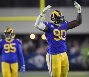 Los Rams superan a Cowboys y avanzan a la final de la Conferencia Nacional