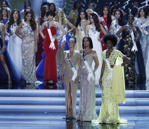 Puerto Rico a oscuras en Miss Universo