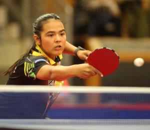 Adriana Díaz avanza a octavos de final en el Campeonato Mundial Juvenil de Australia