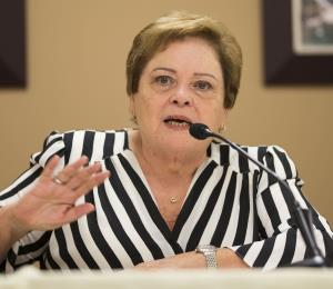 """Aida Díaz: """"Si traición es luchar por los maestros, los traicioné"""""""