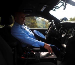 Las nuevas patrullas  de la Policía están reforzadas con tecnología
