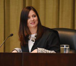 La jueza presidenta del Supremo quiere que pesquisa contra el juez Díaz Reverón sea rápida