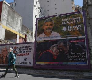 Abren los colegios en Argentina para las elecciones legislativas