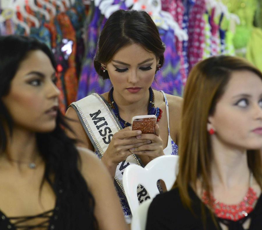 Harta De Las Camaras Y Las Entrevistas Miss Puerto Rico Universe