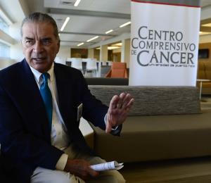 Prometen la  apertura del hospital del Centro Comprensivo de Cáncer