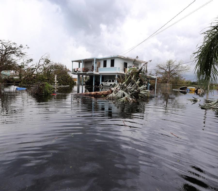 La Junta de Planificación instó a la ciudadanía a usar los nuevos mapas de inundación como referencia para renovar sus planes de contingencia. (GFR Media) (semisquare-x3)
