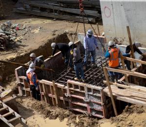 Capacitan a interesados en la construcción