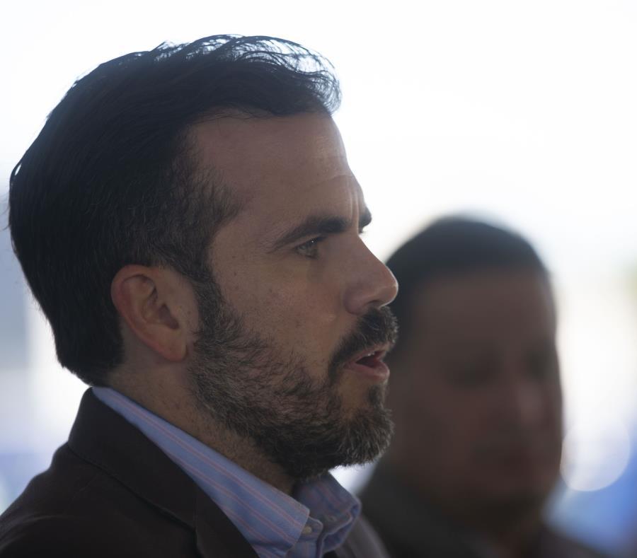 El gobernador Ricardo Rosselló. (GFR Media) (semisquare-x3)