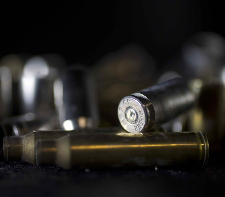 El hombre recibió varios impactos de bala en su cuerpo. (GFR Media) (semisquare-x3)