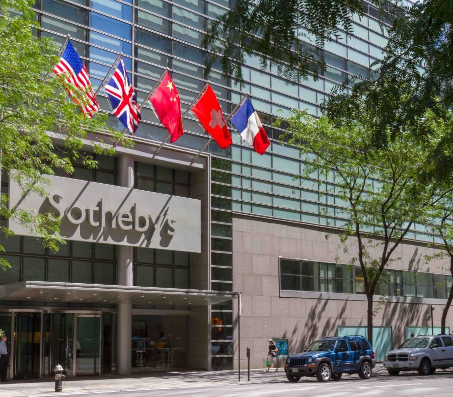 Compran a la casa de subastas Sotheby's por $3700 mdd