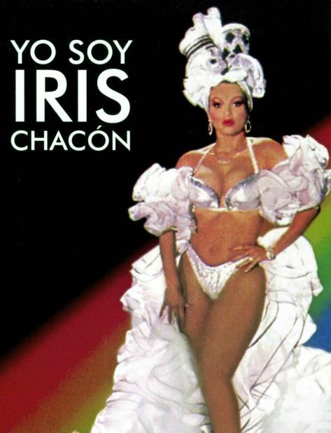 Iris Chacon Cuerpo