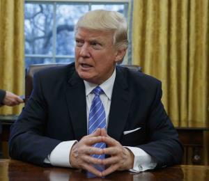 La política incierta de Trump