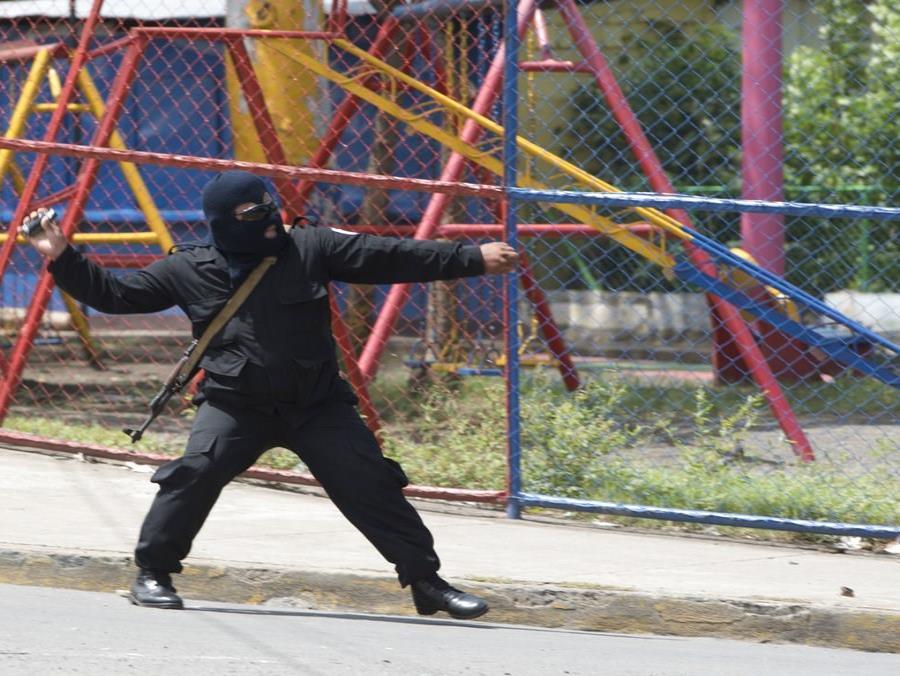 Nicaragua: Represión contra manifestantes opositores deja un muerto y varios heridos (semisquare-x3)