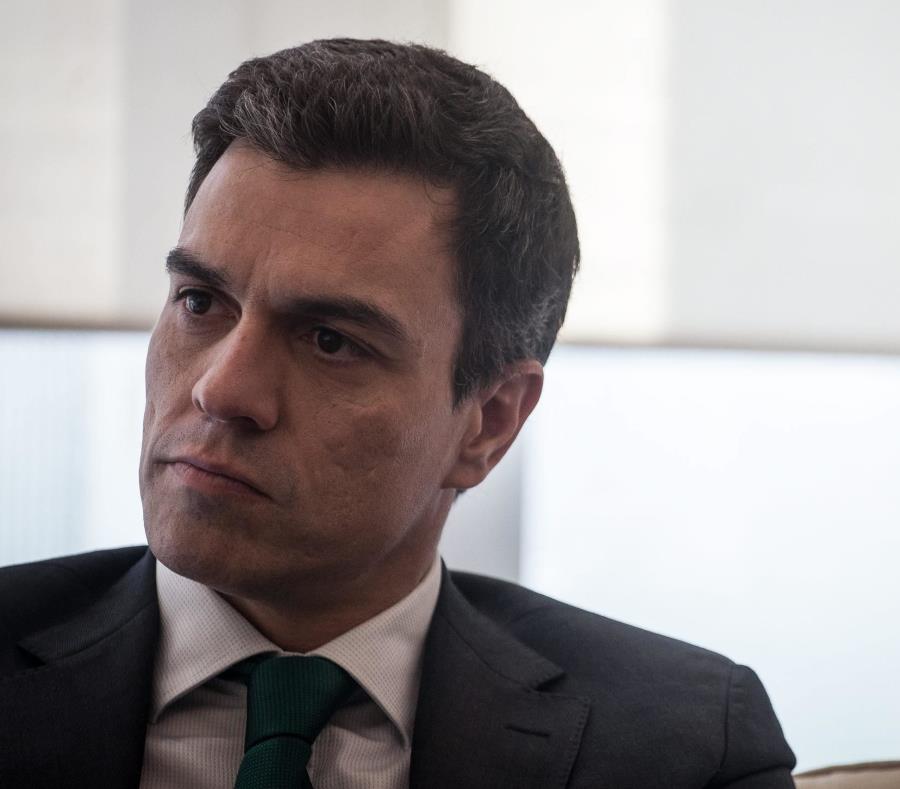Pedro Sánchez aseguró que no es posible un proceso de autodeterminación catalán (semisquare-x3)