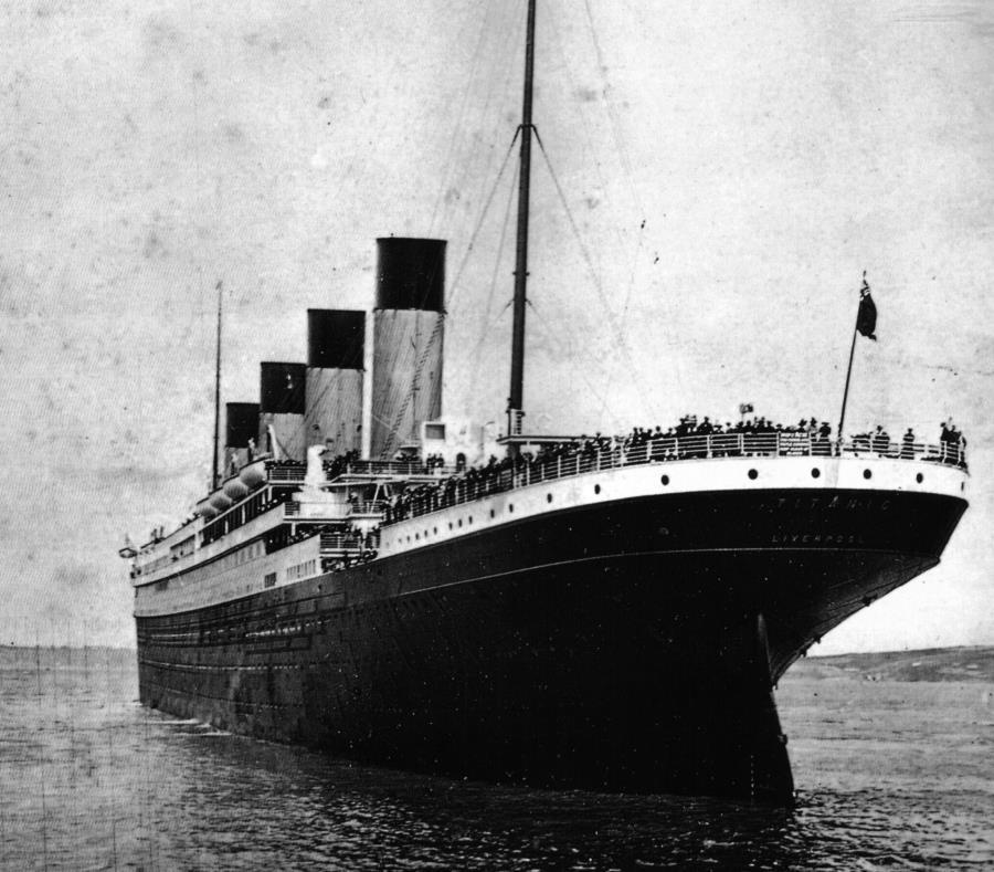 El Titanic chocó contra un iceberg la noche del 14 al 15 de abril de 1912. Más de 1,000 personas perdieron la vida con su hundimiento.  (Archivo/GFR Media) (semisquare-x3)