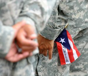 Vandalizan monumento a veteranos de Puerto Rico en Boston