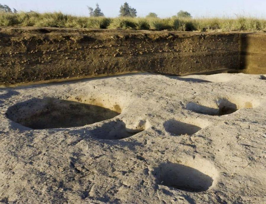 Descubren aldea neolítica en Delta del Nilo, Egipto elsiglocomve