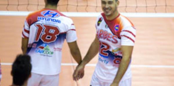 Los voleibolistas puertorriqueños activos en ligas extranjeras