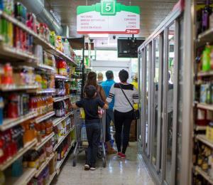 La industria de supermercados recibe un empuje