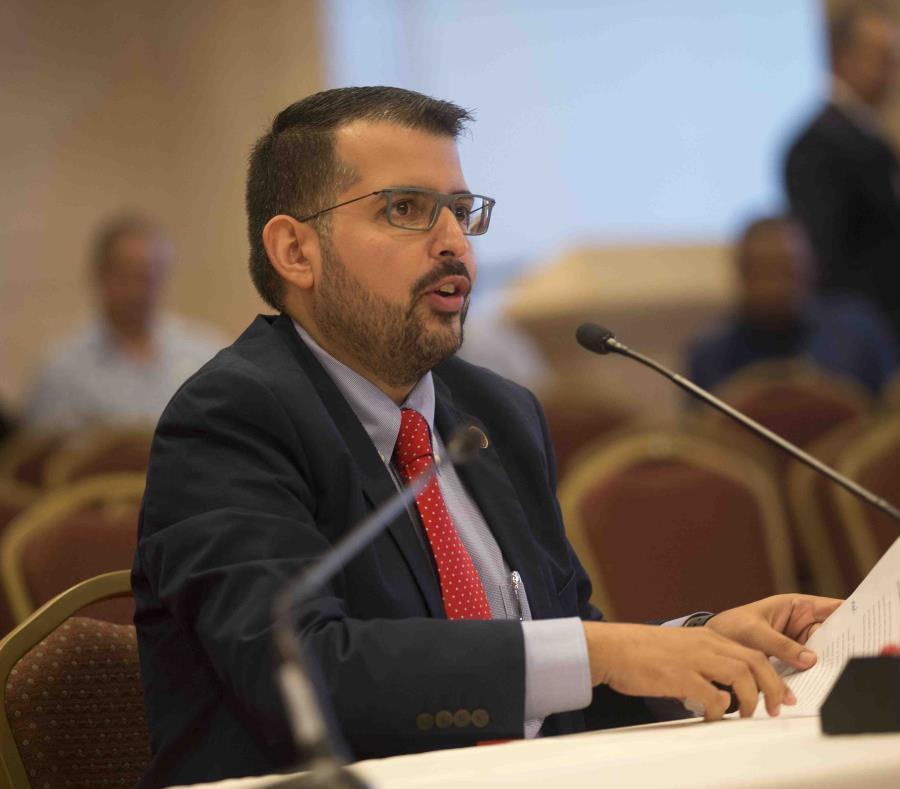 Juan Ernesto Dávila también fue confirmado como juez del Tribunal Superior. (GFR Media) (semisquare-x3)
