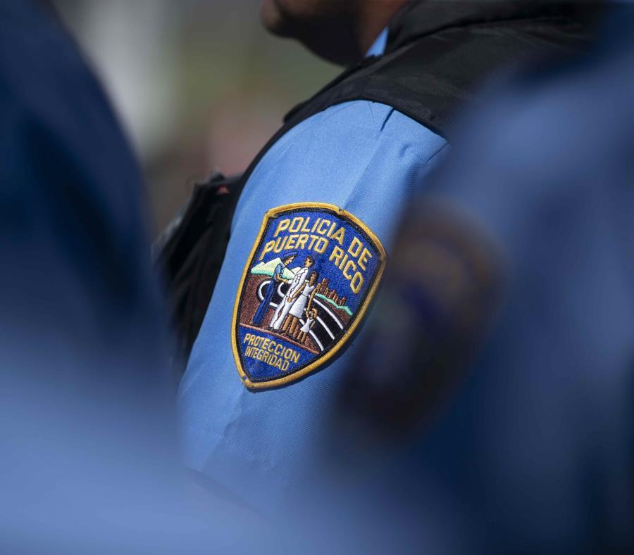 La División de Tránsito de la Policía de Carolina se encuentra en el área del accidente (semisquare-x3)