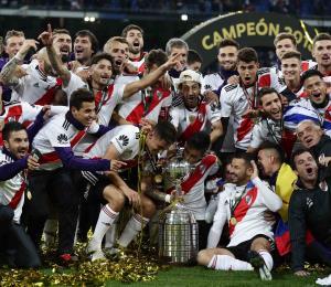 El River Plate gana la Copa Libertadores