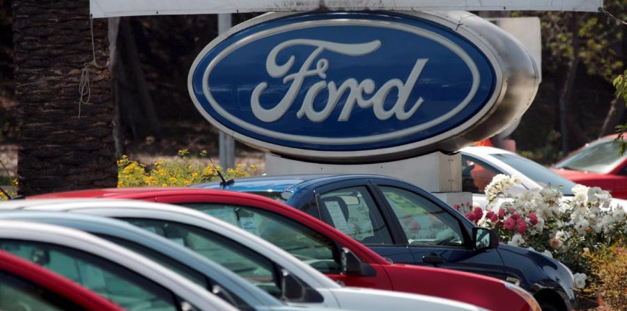 Ford explicó que hay 194 vehículos afectados en Norteamérica. (horizontal-x3)
