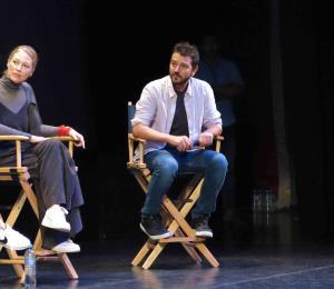 El actor Diego Luna hace un llamado contra el feminicidio