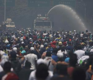 Venezuela y la salida pacífica su crisis