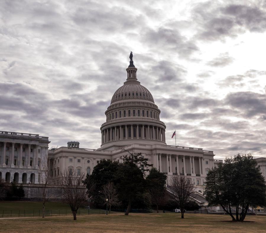 En el Congreso, aún está pendiente la batalla sobre el presupuesto, que mantiene un cierre parcial del gobierno federal. (GFR Media) (semisquare-x3)